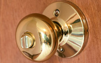 How To Fix Your Loose Doorknob in 4 Easy Steps